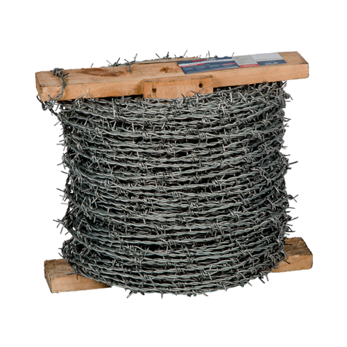 Iowa security fencing barbed wire reel