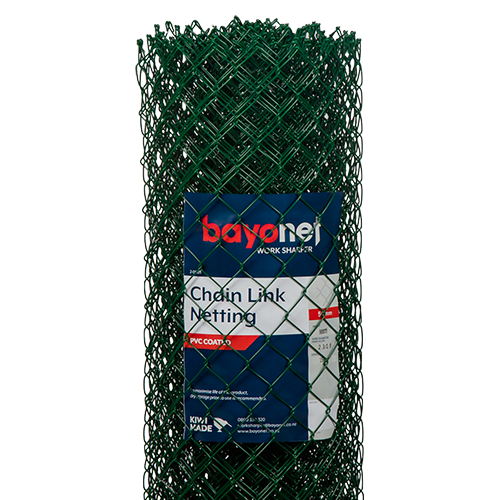 Chain Link Fence Netting PVC roll