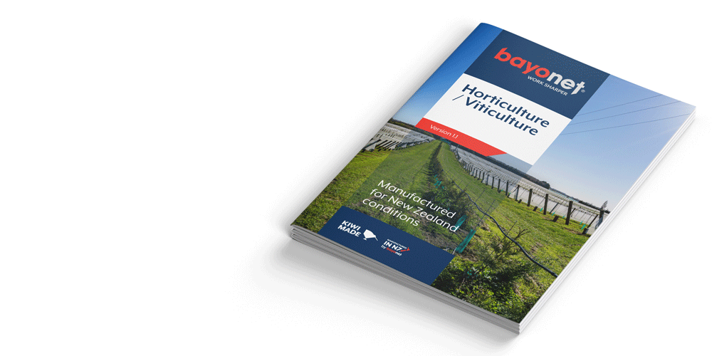 horticulture viticulture applications brochure