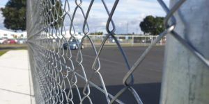 commercial fencing application